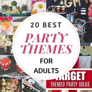 party themes cover