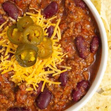 Best Copycat Texas Roadhouse Chili Recipe