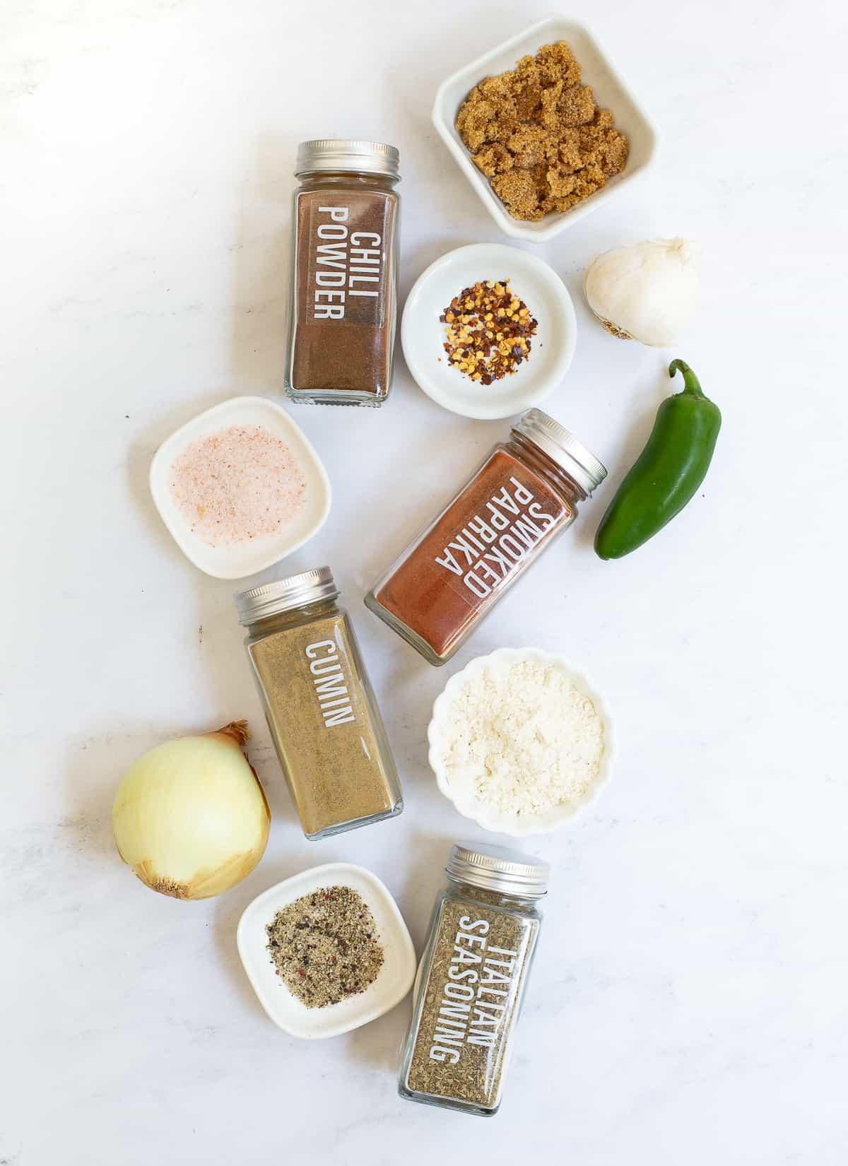 Best Copycat Texas Roadhouse Chili Recipe seasoning ingredients