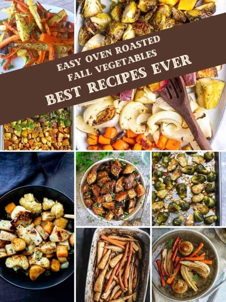Easy Oven Roasted Fall Vegetables, Best Recipes Ever pictures