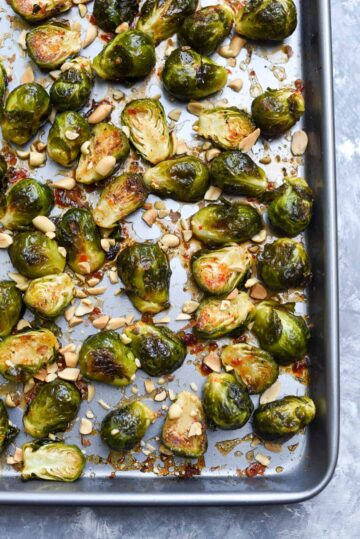 Easy Oven Roasted Fall Vegetables, Best Recipes Ever brussel sprouts