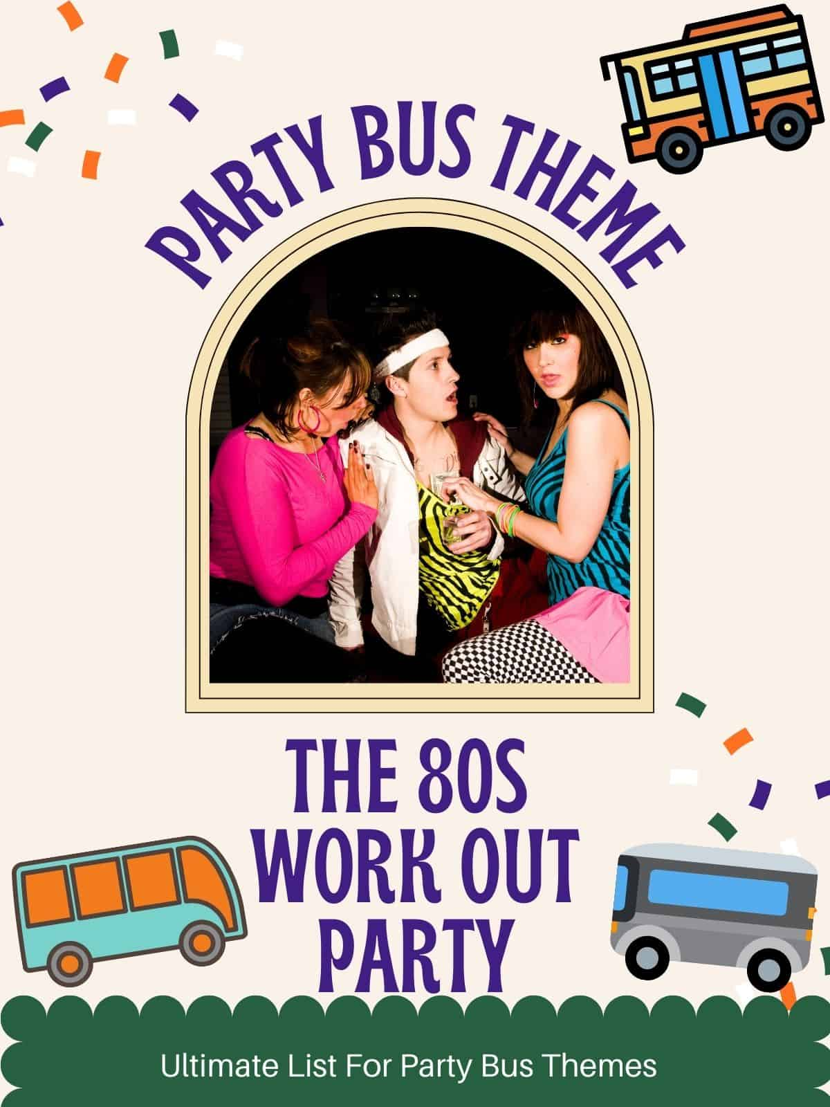 people dressed like the 80s