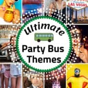 party pictures for a party bus theme